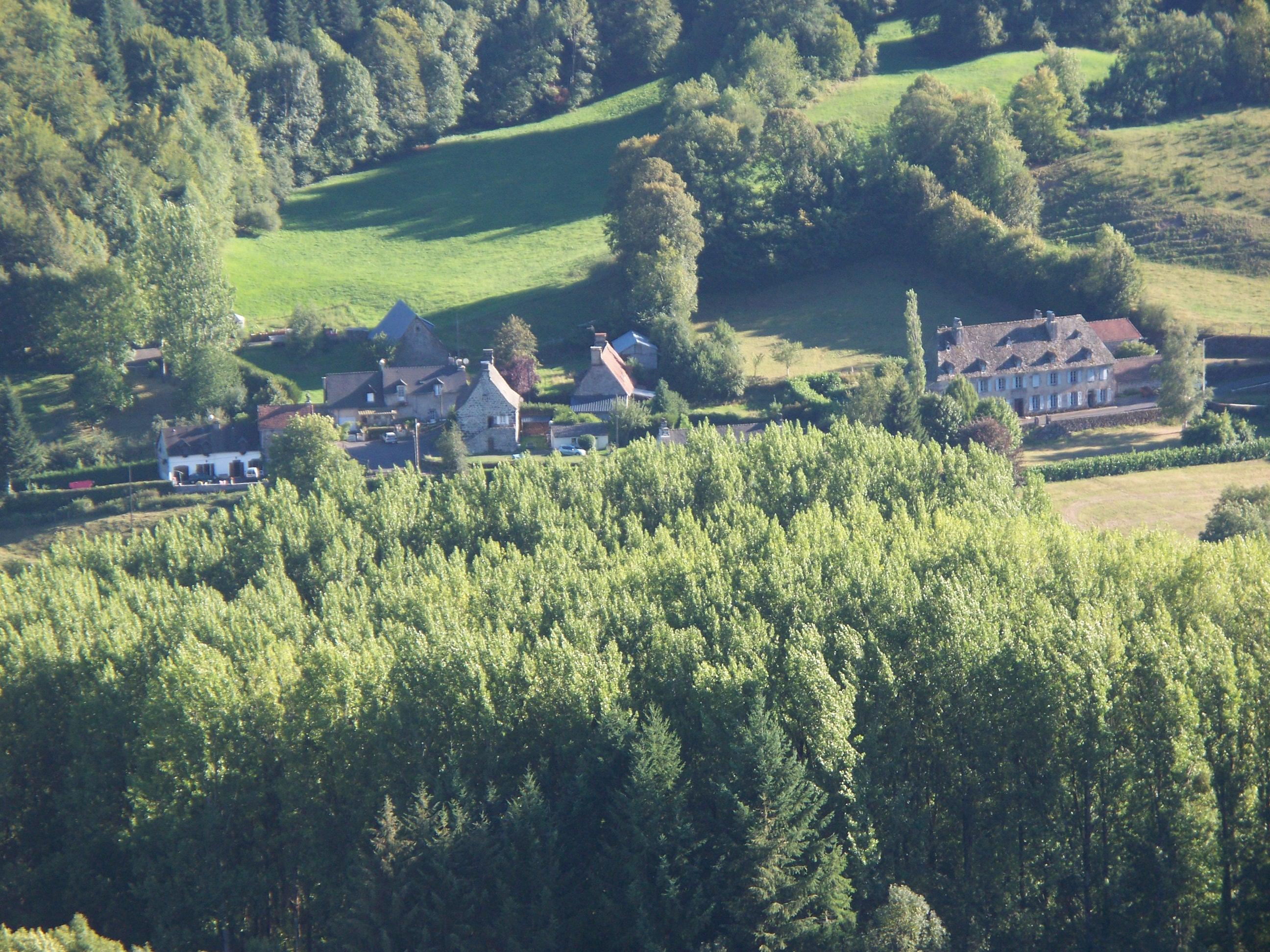 Le Village d'Autrières