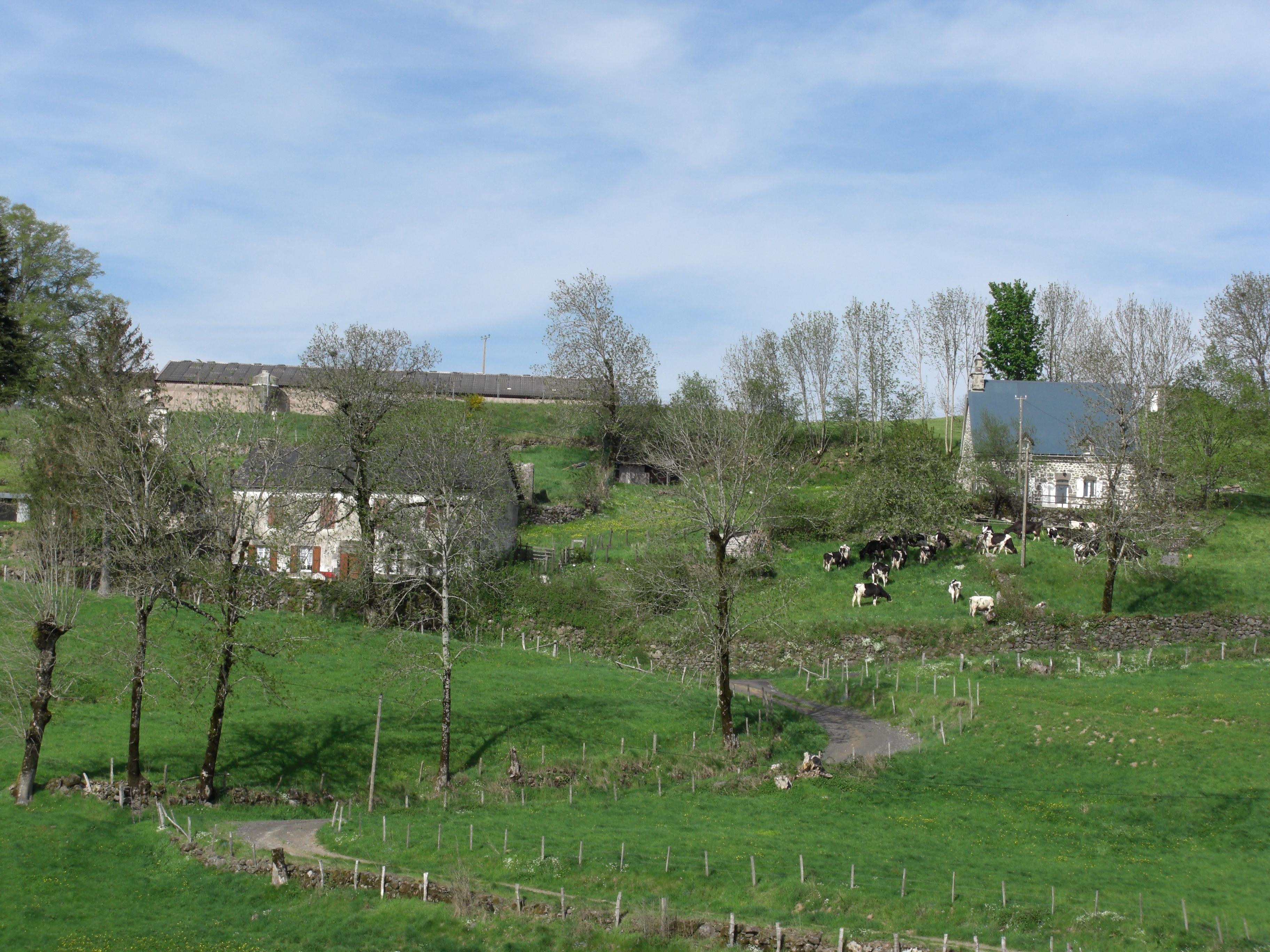 Le Village de Lachaze