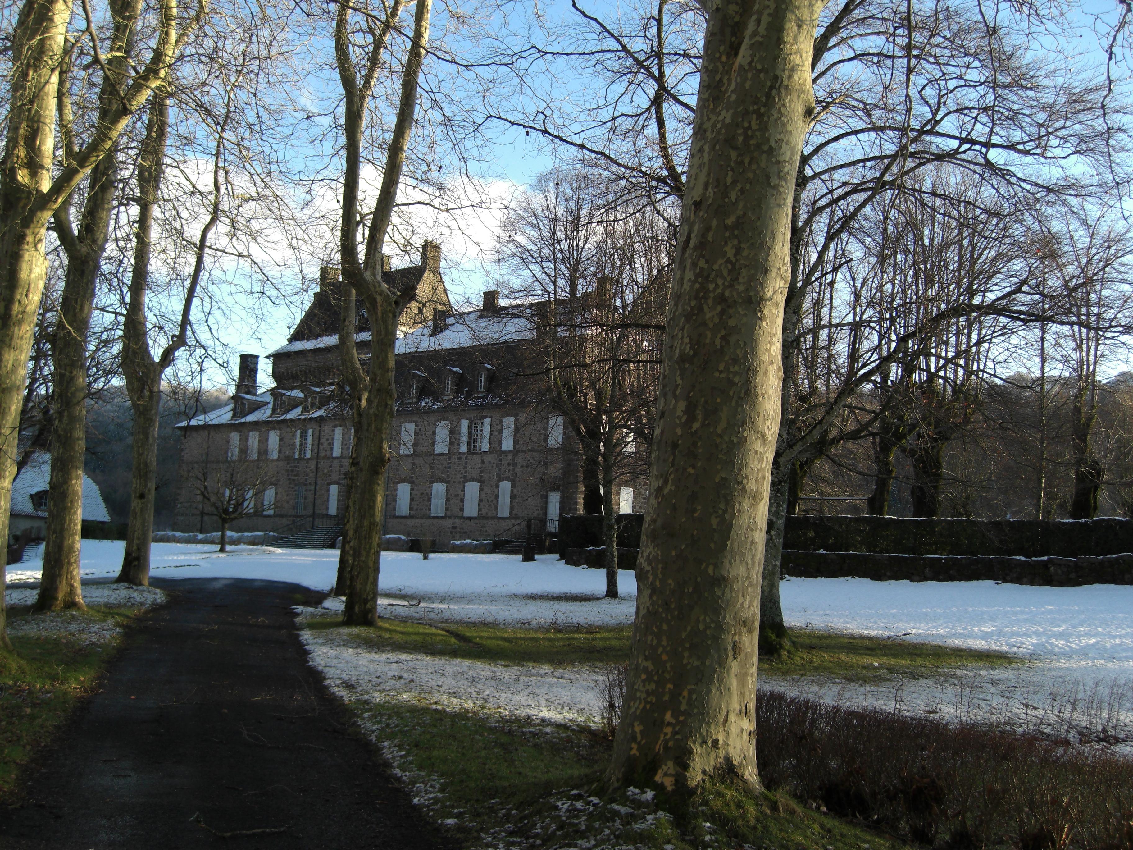 L'Arrivée au Château